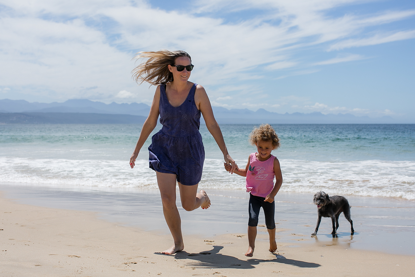Plettenberg Bay family shoot for Segerius Bruce Coaching